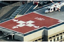 Los Angeles Hospital Helipad