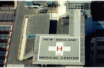 New England Medical Center Helipad